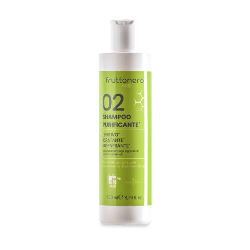 Shampoo purificante Fruttonero