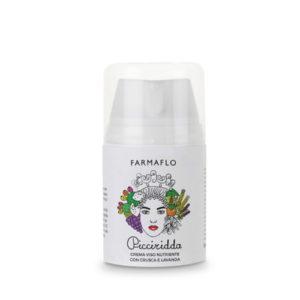 Picciridda Crema viso idratante Farmaflo