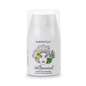 Chi Fimmina! Crema viso nutriente Farmaflo