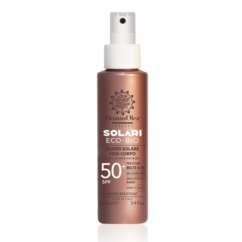 Fluido solare SPF 50+ Domus Olea Toscana