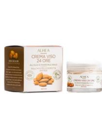 crema viso olio di mandorle dolci alhea
