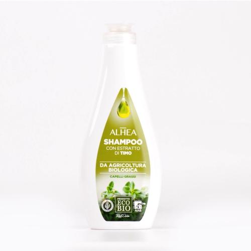 Shampoo capelli grassi Alhea