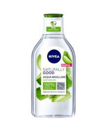 acqua micellare nivea naturally good