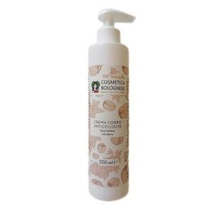 Crema corpo anticellulite Cosmetica Bolognese