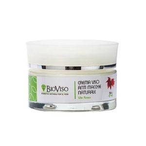 Crema viso antimacchie naturale BioViso