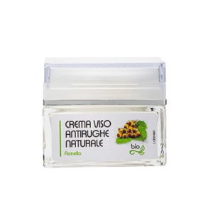 Crema viso antirughe naturale BioViso