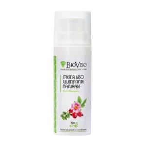 Crema viso illuminante naturale BioViso