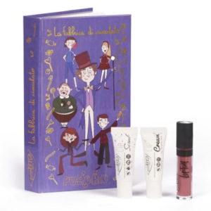 Kit La Fabbrica di Cioccolato PuroBio Cosmetics